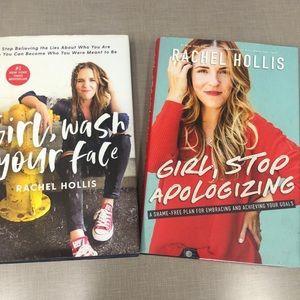 Rachel Hollis Self Love Books